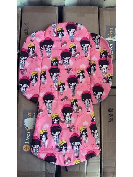 Сменный текстиль для Yoya 175 (розовые девочки)