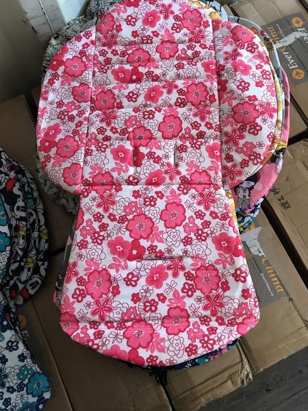 Сменный текстиль для Yoya 175 (розовые цветы)