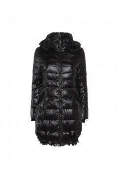 Пальто женское однотонное